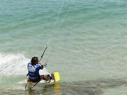 Tarifa Kitesurfing Spain Commons Wikimedia