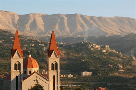 St Saba church Bcharre - Lebanon Pictures - #Lebanon #Pictures
