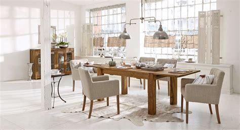 Esszimmer Im Landhausstil  Design Möbel