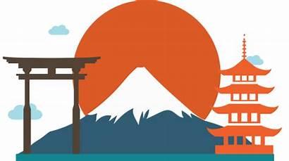Japan Travel Clipart Transparent Clip Svg Japanese