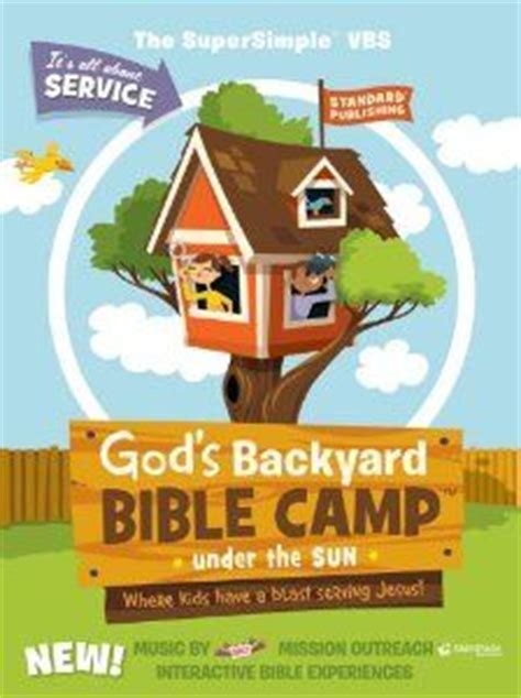 backyard bible club curriculum free 17 best images about backyard bible club on
