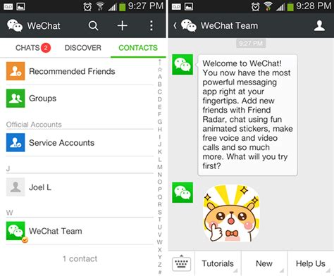 android texting app 5 best free messaging apps for android