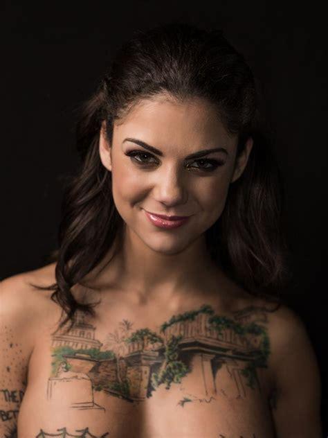 Striking Portraits Of Porn Stars Shine A Different Light
