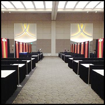 Expo Pipe And Drape - pipe and drape for hotels expo