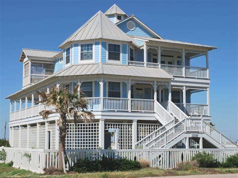 Galveston Tx Beach House Rentals Luxury Galveston Sand N