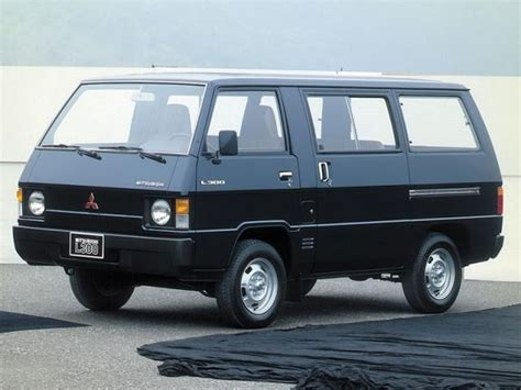 mitsubishi l300 i 1980 1987 automobiles