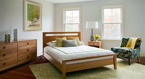 Circle Furniture  Mansfield Bed  Bedroom Furniture Ma