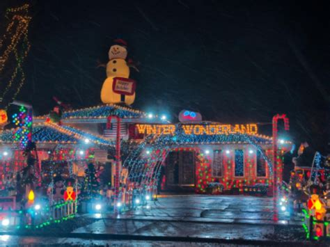ditmas oark christmaslight displat find the best lights displays in tinley park tinley park il patch