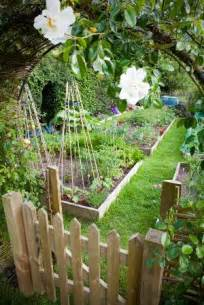 Secret Vegetable Garden