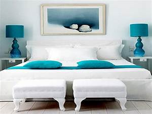 Turquoise Black And White Bedroom Ideas Modern Home Design ...