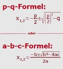 Nullstellen Berechnen Pq Formel : gleichungen l sen nullstellen nullstellen berechnen ~ Themetempest.com Abrechnung
