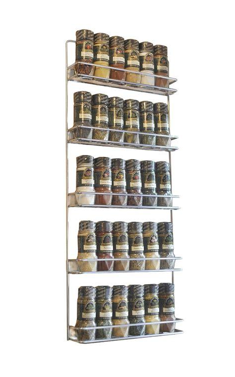 5 Tier Spice Rack by Avonstar Trading 101 5 Tier Spice Rack Chrome