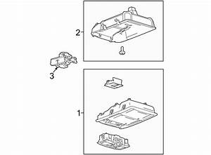 Ford F-150 Console Bracket  W  O Storage