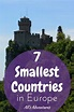 The 7 Smallest Countries in Europe - Ali's Adventures