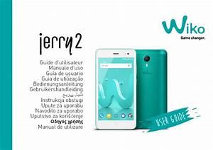 Notice Wiko Jerry 2