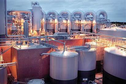 Process Chemical Industry Industries Petrochemical Processing Plant