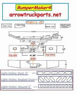 Bumpermaker  Kenworth T800  U0026 T880 2004  U0026 Newer  Fn