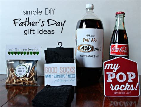 fathers day gift ideas simple diy father s day gift ideas with free printable behind the blue blog by valpak com