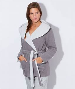Robe De Chambre Pas Cher : robe de chambre polaire with robe de chambre pas cher femme ~ Teatrodelosmanantiales.com Idées de Décoration