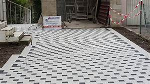 pave pour cour exterieure systembaseco With pave pour cour exterieure