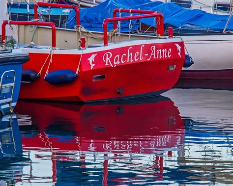 Boats And Hoes In Spanish by Plymouth Ocean City Raywilsonpix Ray Wilson Amateur