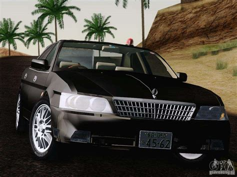 Nissan Laurel Gc35 Kouki Unmarked Police Car For Gta San