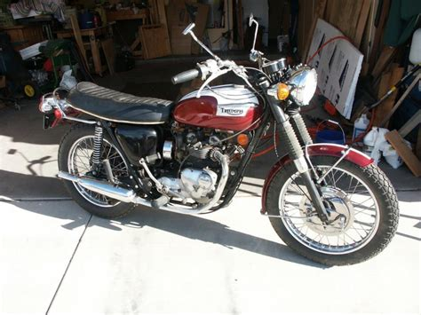 1972 Daytona For Sale by 1972 Triumph Daytona 500 Motorcycles For Sale