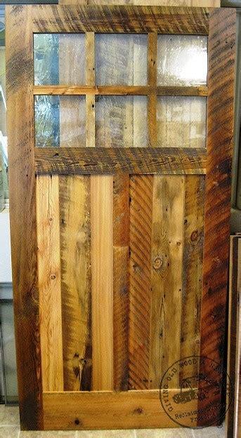 rlp reclaimed solid wood doors