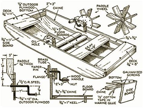 Build Your Own Pedal Boat 13 common myths about build your own pedal boat build