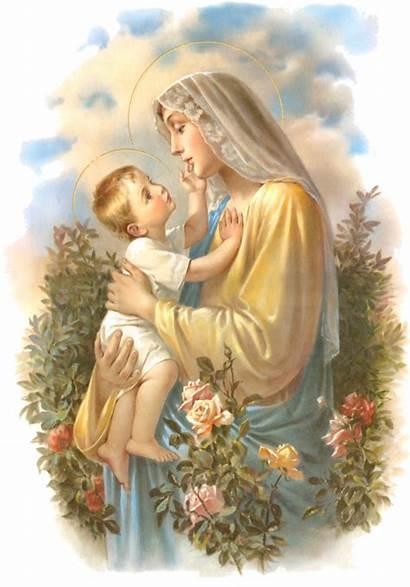 Mary Mothers Child Mother Catholictradition Jesus Catholic