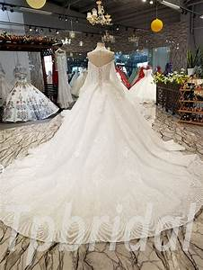 Size Chart 6 Inches Haute Couture Wedding Dress Ball Gown Long Sleeve Online
