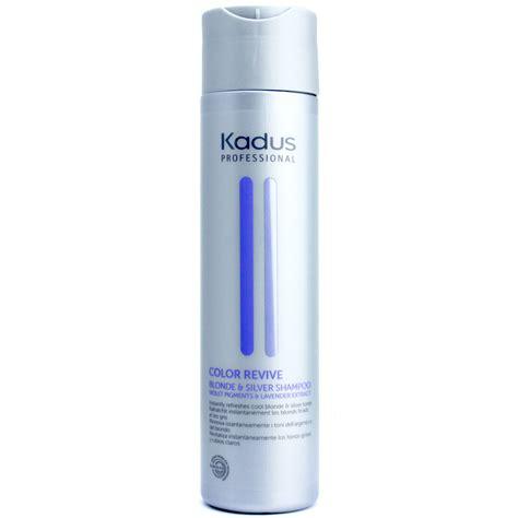 Kadus - Color Revive - Blonde&Silver Shampoo - 250 ml