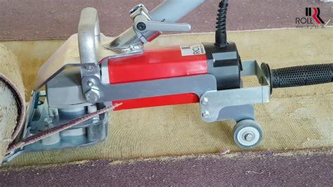 Verklebten Teppichboden Lösen by Verklebten Teppichboden Entfernen Mit Dem Roll