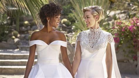 exclusive samira wiley  lauren morelli  married