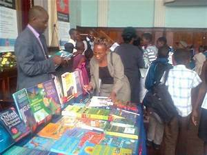 The Buzz at the Zimbabwe Book Fair is Growth