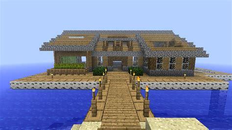minecraft maison en bois minecraft maison de luxe en bois
