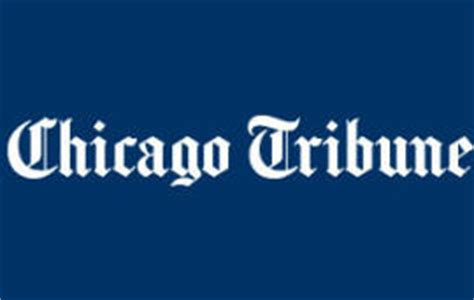 chicago tribune letter the chicago area is working