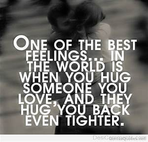One Of The Best... Love Feeling Quotes