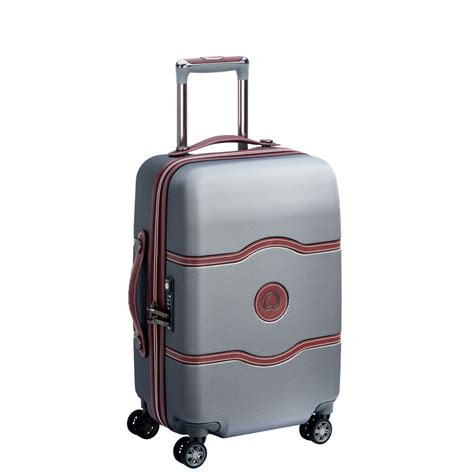 Delsey Cabin Trolley Delsey Chatelet Air 55cm 4 Wheel Cabin Trolley
