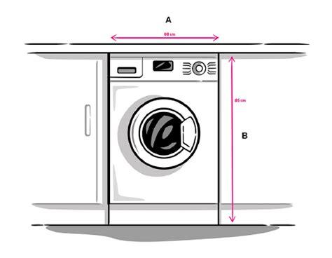 Toplader Waschmaschine Maße by De Einbauratgeber Waschmaschinen Elektro Gro 223 Ger 228 Te