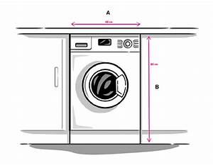 Waschmaschine Maße Miele : einbauratgeber waschmaschinen elektro gro ger te ~ Michelbontemps.com Haus und Dekorationen