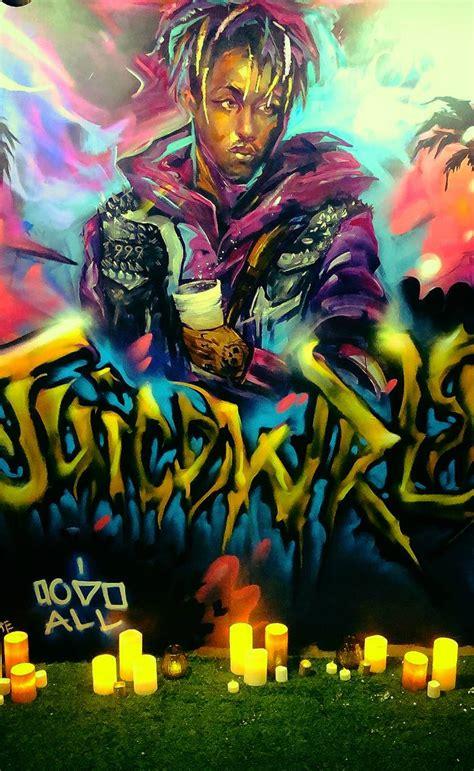 juice wrld art wallpapers wallpaper cave