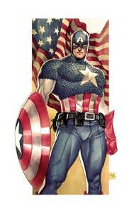 Captain America Marvel Comics deviantART