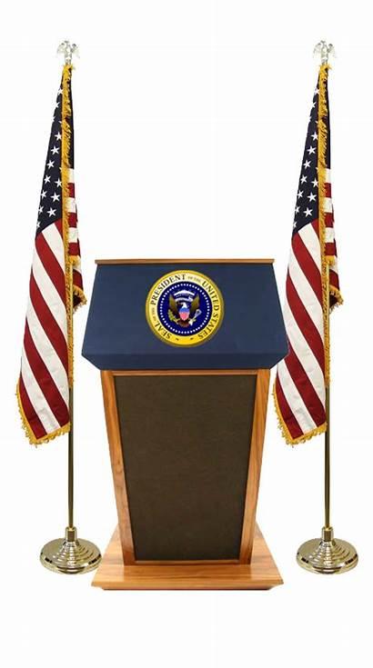 Presidential Stickers Sticker