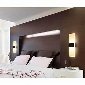 Appliques Murales Interieur : applique murale int rieure led achat vente applique ~ Teatrodelosmanantiales.com Idées de Décoration