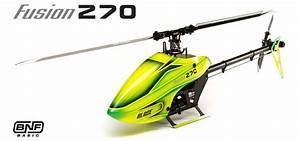 Blade Fusion 270 Bnf Basic With Safe Technology