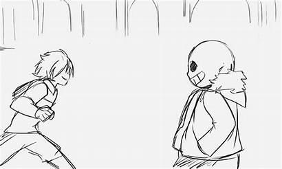 Sans Comic Undertale Wattpad Frisk Animations Cool