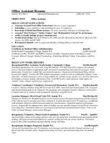 resume exles administrative assistant objective summary for resume front desk assistant resume sales assistant lewesmr