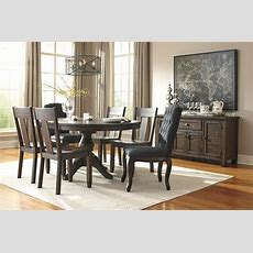 Signature Design By Ashley Trudell Formal Dining Room