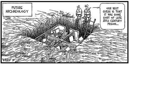 Archaeological Humor